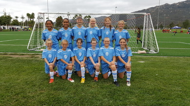 1a079e1dc Southern California Dev SL   Temecula United SC Girls 2005 - White