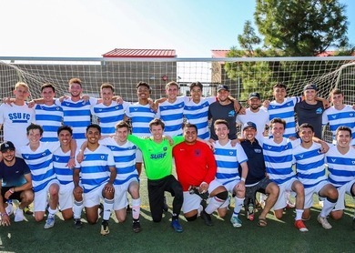 West Coast Soccer Association : Sonoma State University Men