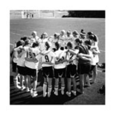 Old Dominion Soccer League : LOUD 98G White